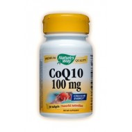 美國 Nature's Way CoQ10 100mg 30粒