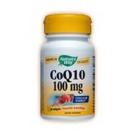 美國 Nature's Way CoQ10 100mg 30粒