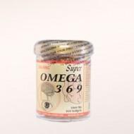 HF002-100 3.6.9 深海魚油 (金蓋) 100粒