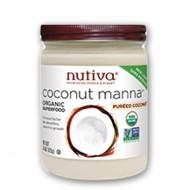 Nutiva® Organic Coconut Manna [15oz/瓶]
