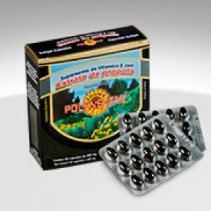 保莱塔维生素E蜂胶软胶囊 [60粒/盒]