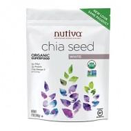 Nutiva® Chia Seed 白奇亚籽 [12安士/包]
